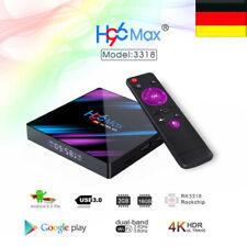 2GB+16GB H96 Max Android 9.0 TV Box Quad Core 2.4GB 5.0GB Dual WiFi Media Player
