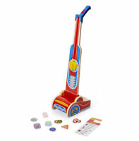 Melissa and Doug Vacuum Cleaner Play Set - 15189 - NEW!