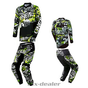 Monos Y Conjuntos De Motocross Ninos Compra Online En Ebay
