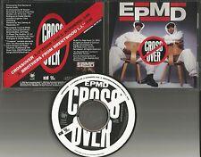Erick Sermon EPMD Crossover w/ INSTRUMENTAL & UNRELEASED trk PROMO CD Single