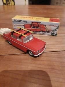 404 Peugeot Dinky Toys 536 complète d'origine.