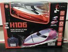 TKKJ H106 2.4GHz Racing RC Boat for River Lake or Pool--High Speed