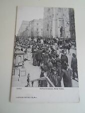 Vintage Postcard - FIFTH AVENUE, NEW YORK - Unposted    §A875