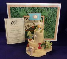 """Pocket Dragons by Real Musgrave """"Seaside Castle"""" Figurine Limited Edition"""