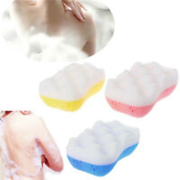 Bath Sponge Massage Shower Skin Care Body Cleaning Scrubber Bathing Brush