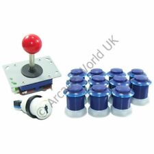 1 Player Arcade Joystick & Buttons Kit No10