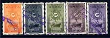 """VENEZUELA - 1948-1950 - Francobolli di posta aerea: """"Republica De Venezuela"""""""