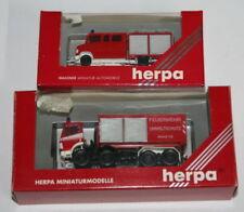 Feuerwehr Modellautos, - LKWs & -Busse von Herpa