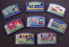 Huge Lot 8 Leap Frog Leapster Game Cartridges Disney Batman Dora Thomas Cars Nr