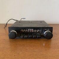 Jaguar Branded Vintage BMC Radio Austin Healy MG Mini Original Car Stereo