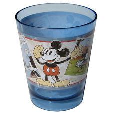 3pc Plate Bowl Cup Dining Feeding Set Disney Mickey Blue NEW