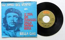 GLI AMICI DEL VENTO C'era Un Ragazzo Dalla Barba Nera RARE Italian FUNK #BB636