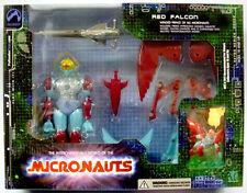 NEW Takara Microman Micronauts Palisades Red Falcon Factory Sealed MIB