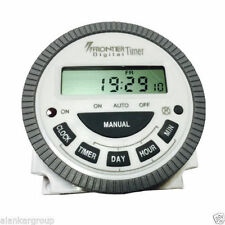 Frontier Digital Timer Programmable Time Switch TM6192 - Made in Taiwan 5 Pins