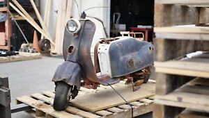 1959 Riverside Motor Scooter 1404