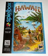 Spielbox Boardgame Magazine (English Edition)  2011 #7