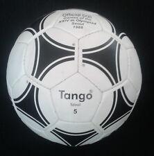 ADIDAS TANGO SEOUL BALL. OLYMPIC GAMES 1988 SEOUL. BALÓN OLIMPIADAS 1988