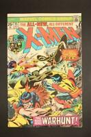 Uncanny X-Men #95, FN 6.0, Death of Thunderbird; 3rd Appearance New X-Men