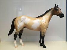Peter Stone Model Horse - Matinee Idol - Gold Buckskin Pinto - #9967 - 1999