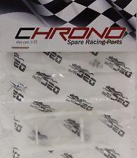 SRC RM1603 INLINE MOTOR POD W/MOUNTING SCREWS SOFT NEW 1/32 SLOT CAR PART