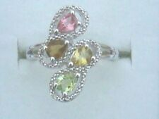 Tourmaline Fine Diamond Rings