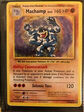 Pokemon XY Evolutions Holo Machamp 59/108 Fresh | 1 card