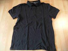 S.OLIVER Piquepoloshirt schwarz Gr. M TOP MC516