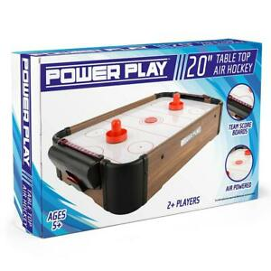"""Power Play 20"""" Air Hockey Game **CLEARANCE 50% OFF!!**"""