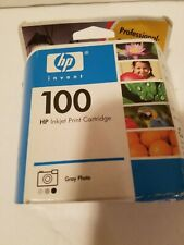 HP 100 Inkjet Catridge Gray Photo