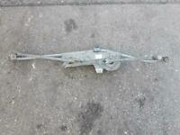 2006 Mk2 FORD GALAXY Front Windscreen Wiper Motor & Linkage Assembly