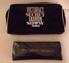 Victoria's Secret Fashion Show 2012 Souvenir Bag & Makeup Brush Kit-New With Tag