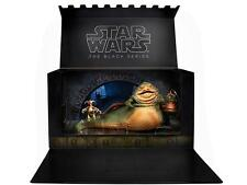 """Star wars 2014 Black Series 6"""" inch SDCC EXCLUSIVE Jabba's Throne Room Near Comme neuf"""