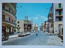 TORRE DEL GRECO Palazzo del Mobile Via Battista Napoli vecchia cartolina