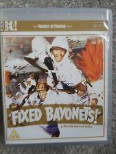 Fixed Bayonets! (1951) - Eureka Masters of Cinema blu ray & dvd set