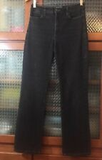 """Not Your Daughters Jeans sz 6 Black Gray NYDJ Exclusively Nordstrom 28"""" x 30"""""""