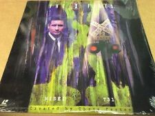 X-Files: Nisei/731  Laserdisc Duchovny Andersen SEALED BRAND NEW
