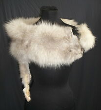 Nuevo New zorro pelzstole Stole estola guardián azul zorro Blue Fox fur collar