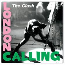 The Clash London Calling Album Cover OFFICIAL Joe Strummer Fridge Magnet