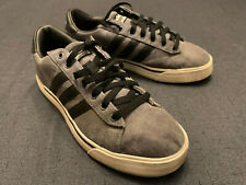 Adidas Mens Grey- Shoes/Sneakers- Size 10 1/2 US