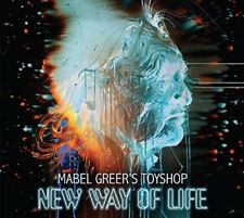 MABEL GREER'S TOYSHOP New Way Of Life 2015 11-track CD album NEW/SEALED Yes