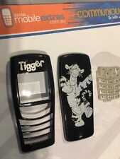Nokia 6610 Tigger Front & Rear Covers plus Keypad. Brand New Sealed in packaging