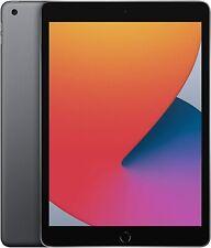 """Nuovo Apple iPad 8a Gen (10,2"""", Wi-Fi, 32GB) - Grigio - NUOVO con garanzia ITA"""