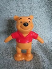Pvc Winnie The Pooh Bear Cake Topper Figure 100 Acre Woods Standing Oh Bother
