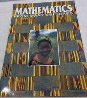Mathematics From Many Cultures Mimosa 1999  Big Teacher Book Big Books Math PB