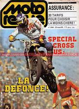 MOTO REVUE 2454 MARTIN KAWASAKI Z1000 Z2 R Z 1000 Z2R HONDA NR 500 DAYTONA 1980