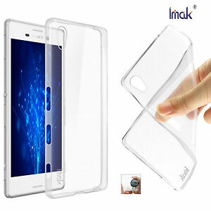 Xperia Z5 Cover Original Imak Ultra Thin Soft TPU Gel Case For Sony Xperia Z5