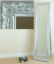 Vintage/Retro Rectangle Freestanding/Cheval Decorative Mirrors