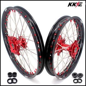 KKE 21/18 Enduro OEM Size Rims Wheels Set For Honda XR650L 1993-2020