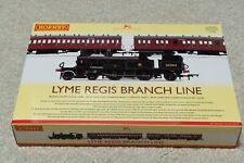 Hornby R3398 Lyme Regis Branch Line Train Pack - LSWR Adams Radial locomotive