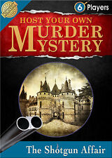 Cheatwell Games - Murder Mystery The Shotgun Affair